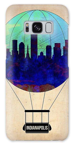 Indianapolis Galaxy Case - Indianapolis Air Balloon by Naxart Studio