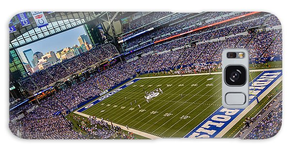 Indianapolis And The Colts Galaxy Case