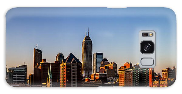 Indianapolis Skyline - South Galaxy Case