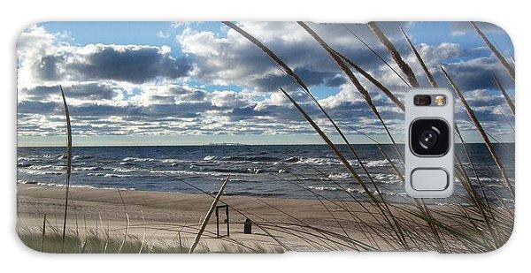 Indiana Dunes' Lake Michigan Galaxy Case