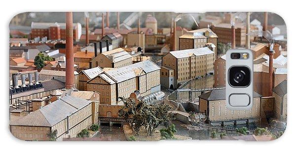 Industrial Town Miniature Model Galaxy Case