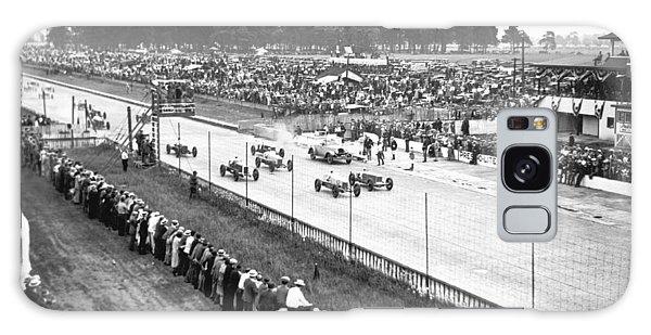 Indy 500 Auto Race Galaxy Case