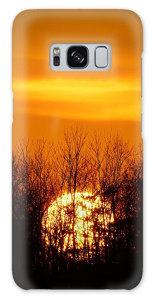 Inferno In The Trees Galaxy Case