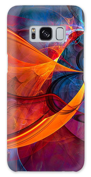 Infinity - Abstract Art Galaxy Case