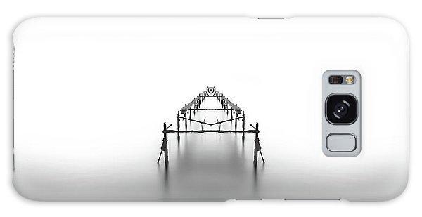 Pier Galaxy Case - Infinity II by Bill Peppas