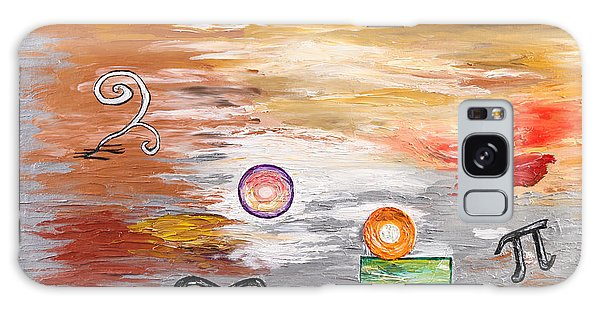 Infinity Galaxy Case by Loredana Messina