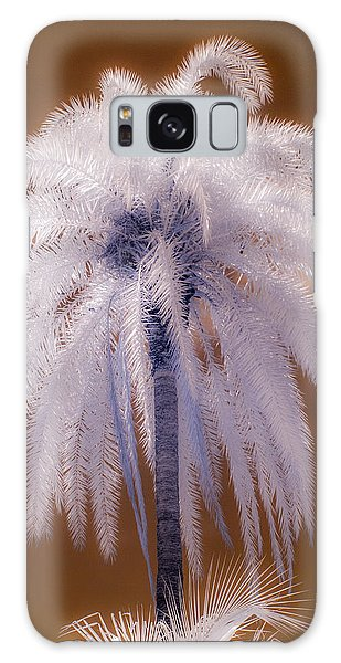 Infrared Palm Tree Galaxy Case