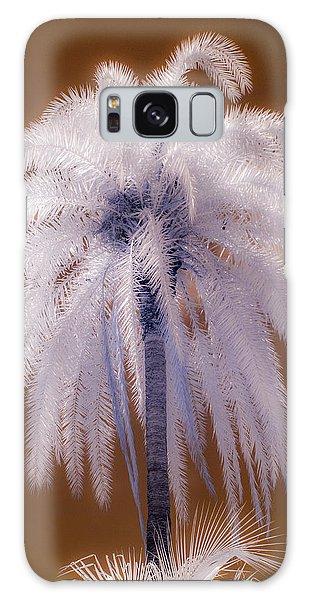 Infrared Palm Tree Galaxy Case