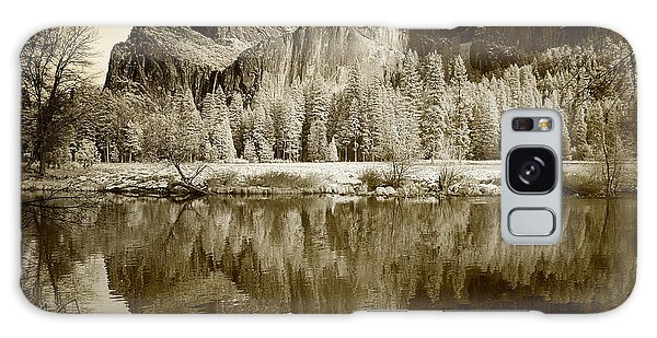Infrared View Of Yosemite Galaxy Case by Carol M Highsmith