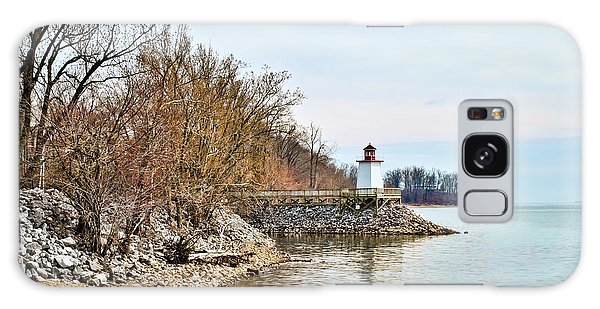 Inlet Lighthouse 2 Galaxy Case