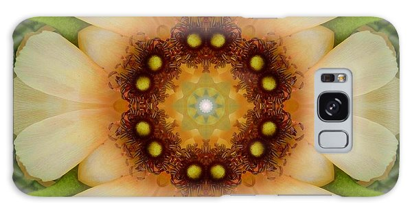 Inner Petal Flower Mandala Galaxy Case