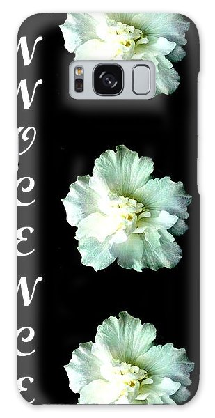Innocence Inspirational Art Collection By Saribelle Rodriguez Galaxy Case