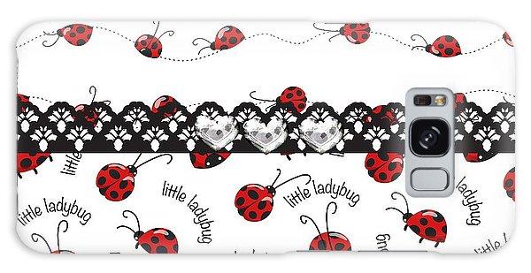 Innocent Ladybugs  Galaxy Case