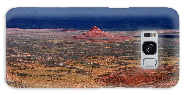Inot The Valley Of The Gods Galaxy Case by Butch Lombardi