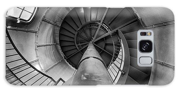 Inside Edgartown Lighthouse 1 Galaxy Case