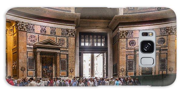Canvas Wall Art Pantheon Rome Galaxy Case