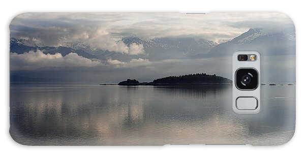 Inside Passage Reflections Galaxy Case
