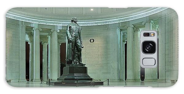 Inside The Jefferson Memorial Galaxy Case