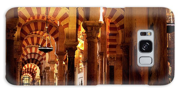 Inside The Mezquita Galaxy Case