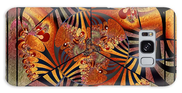 Insomnia Galaxy Case by Kim Redd