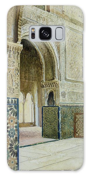 Influence Galaxy Case - Interior Of The Alhambra  by French School