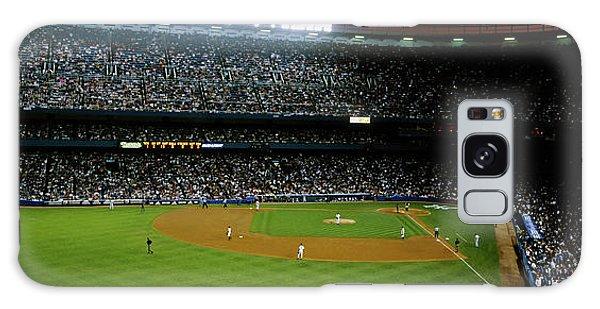 Interiors Of A Stadium, Yankee Stadium Galaxy Case