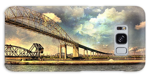 International Bridge Sault Ste Marie Galaxy Case