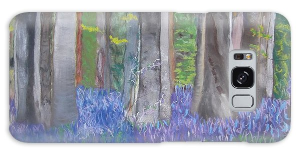 Into The Bluebell Wood Galaxy Case