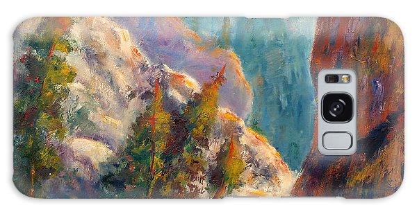 Into The Canyon Galaxy Case