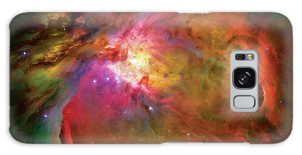 Science Fiction Galaxy Case - Into The Orion Nebula by Jennifer Rondinelli Reilly - Fine Art Photography