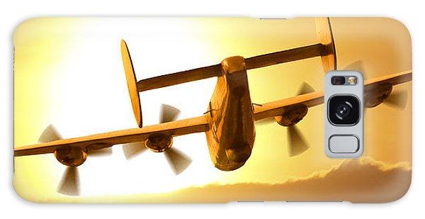 Bomber Galaxy Case - Into The Sun 3 by Mike McGlothlen