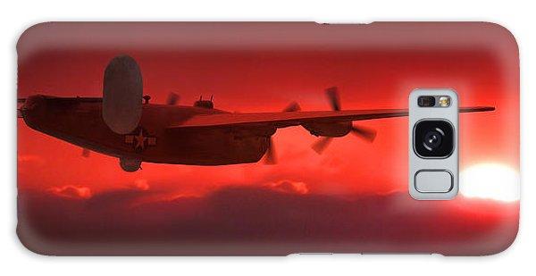 Bomber Galaxy Case - Into The Sun by Mike McGlothlen