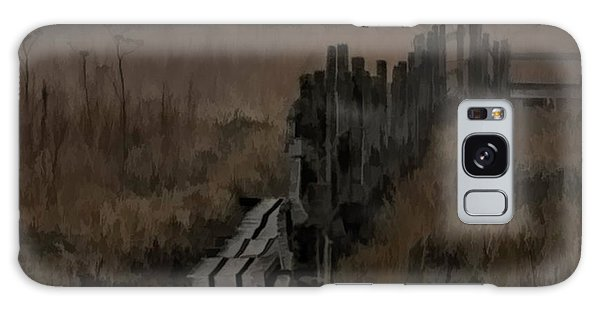 Galaxy Case featuring the photograph Into The Unknown  By Leif Sohlman by Leif Sohlman