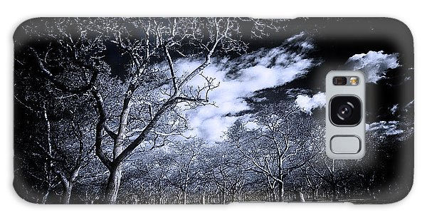 Into The Woods Galaxy Case by Jason Abando