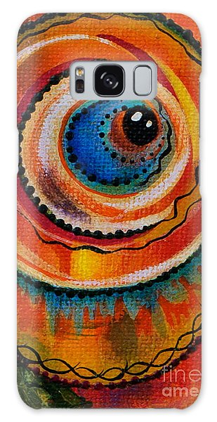 Intuitive Spirit Eye Galaxy Case