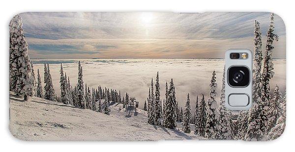 Inversion Sunset Galaxy Case by Aaron Aldrich