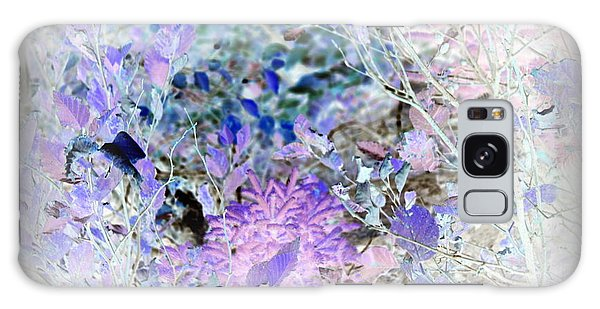 Inverted Bush Galaxy Case by Jason Lees