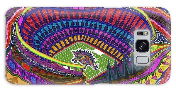 Invesco Field - Stegasaurus Stadium Galaxy Case by Robert SORENSEN