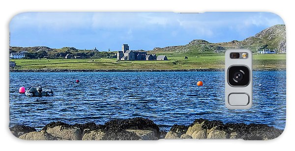 Iona Abbey Isle Of Iona Galaxy Case