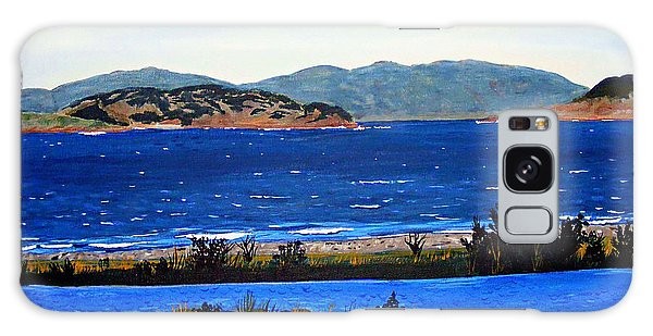 Iona Formerly Rams Islands Galaxy Case by Barbara Griffin