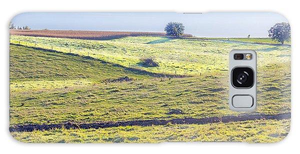 Iowa Farm Land #1 Galaxy Case