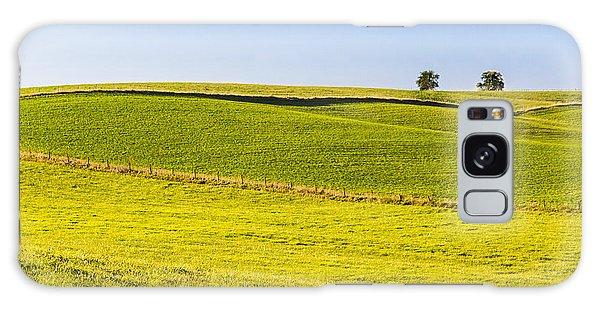 Iowa Farm Land #2 Galaxy Case