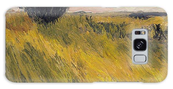 Iowa Prarie Grass Galaxy Case