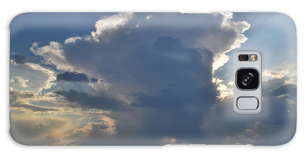 Iowa Thunderhead Galaxy Case
