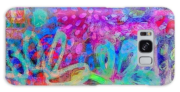 #ipadart #colorful #digitalart #rainbow Galaxy Case
