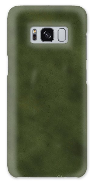 iPhone Green Olive Drab Galaxy Case