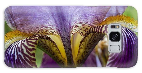 Iris Abstract Galaxy Case