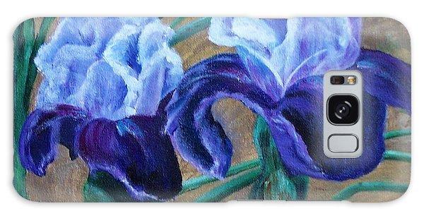 Iris Galaxy Case by Debbie Baker