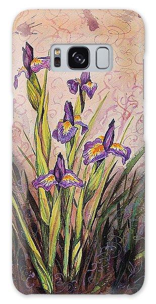 Iris Fantasy Galaxy Case