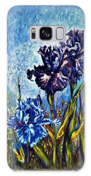 Iris Galaxy Case by Harsh Malik